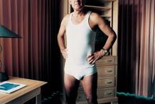 Father with white underwear, 1998